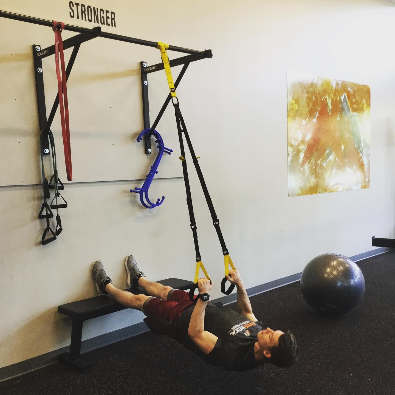 TRX Suspension Training   Suspension Weight Training