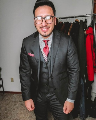Day 1 of 3 or 5. Alright guys so throughout the weekend I was thinking about a challenge for myself and to showcase for you guys. So I decided to do different ways to style a 3 piece suit.  Now a three piece suit is perhaps the way to go when getting your ...