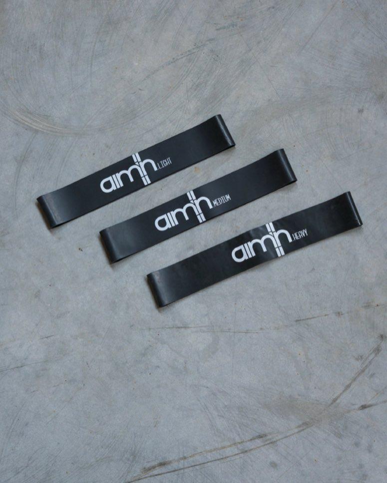 AIM'N Resistance Bands   Shop Now