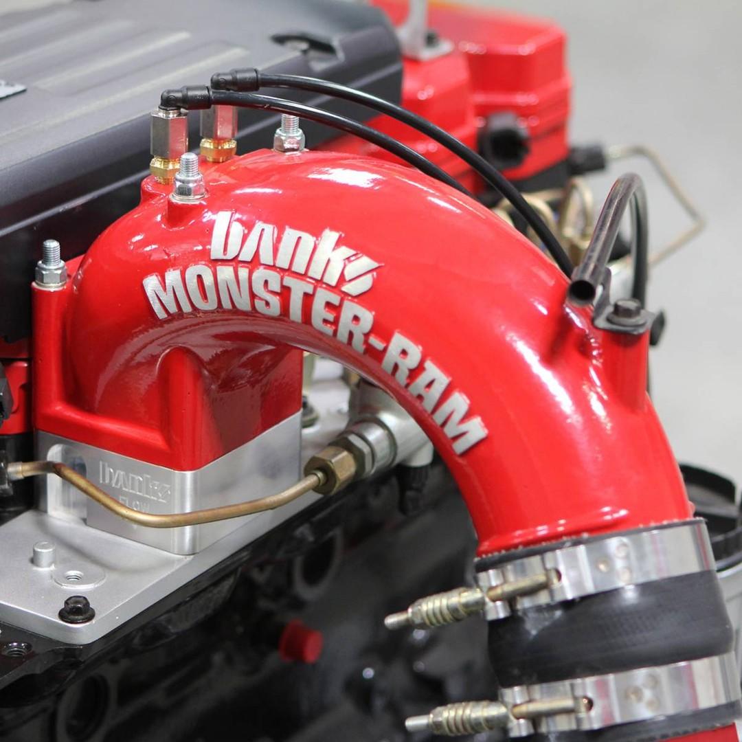 Intake Gri d Heater Delete Spacer For 1998-2007 Dod ge Ram 5.9L Cummins Diesel