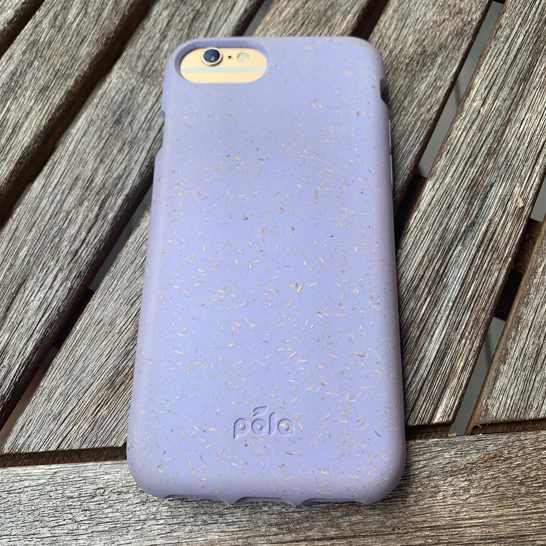 Lavender Eco-Friendly iPhone 6 / 6s Case– Pela Case
