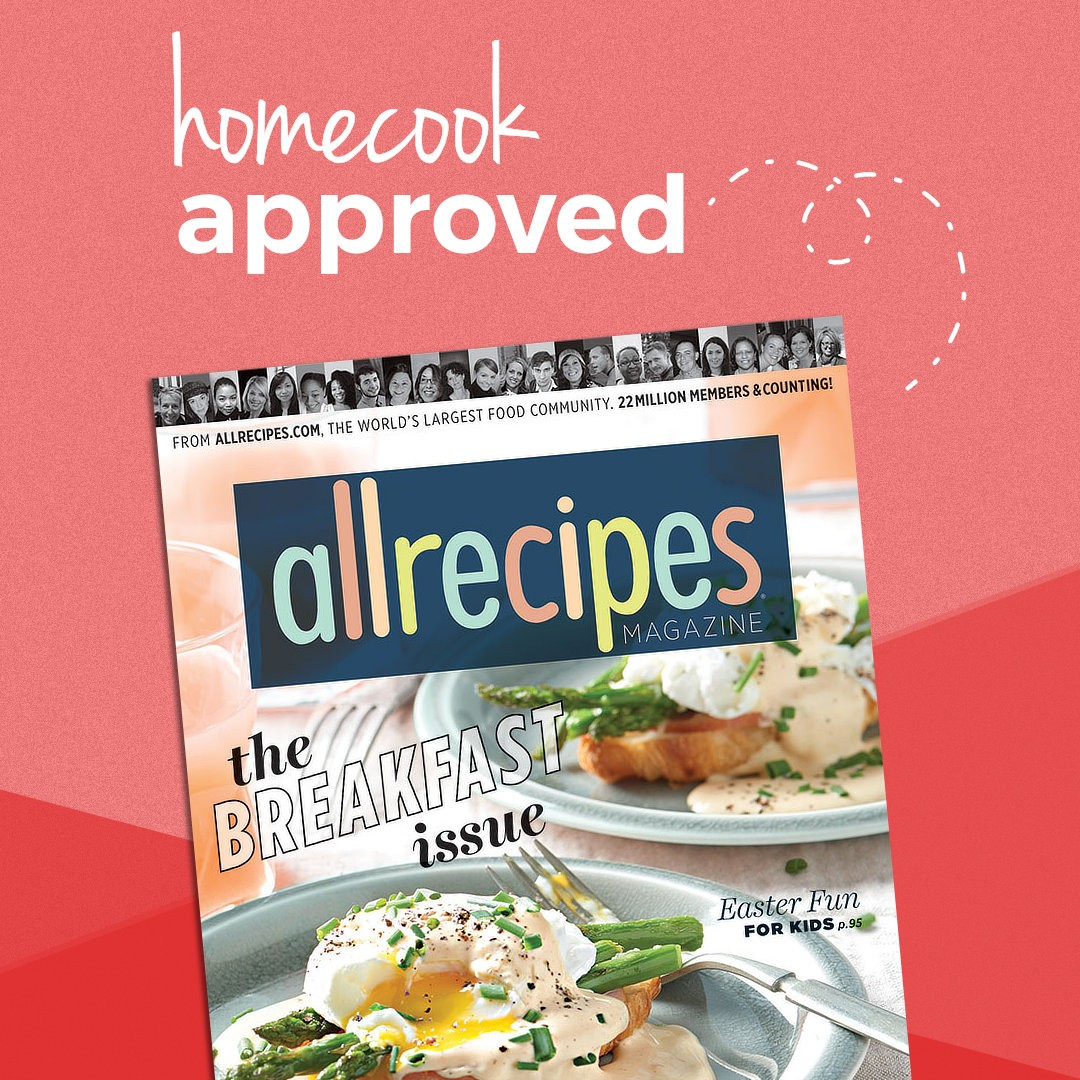 Allrecipes Magazine - 6 Issues