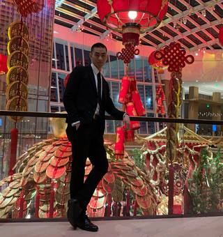 2020 Lunar New Year at MGM #mgmnationalharbor #lunarnewyear2020 #washingtondc