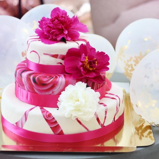 Gâteaux De Mariage à Commander En Ligne Votregateaufr