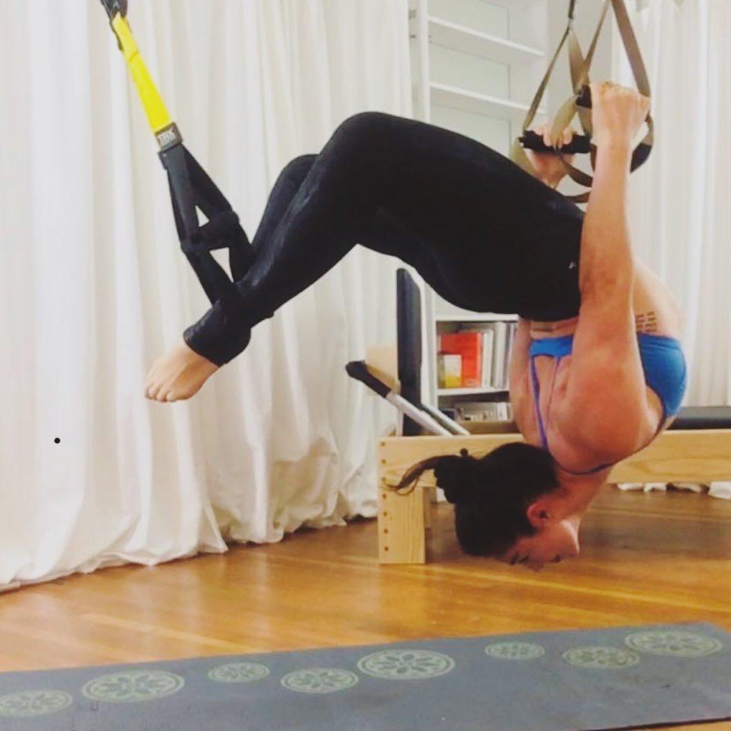 TRX Suspension Training | Suspension Weight Training