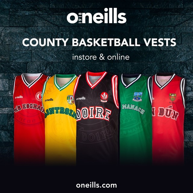 The Choice of Champions   O'Neills International Sportswear