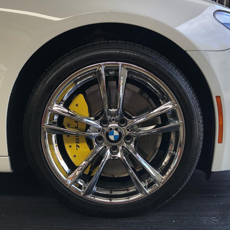 Brake Caliper Covers For Bmw Mgp Caliper Covers