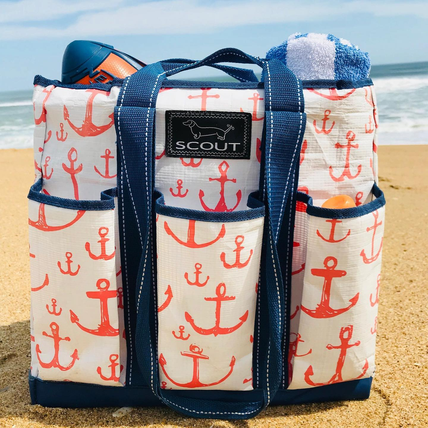 43d094390b2fe Tote Bags, Lunch Coolers, Pool Bags & More! | SCOUT Bags