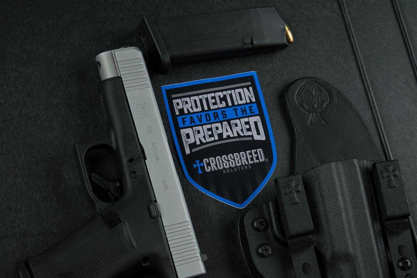 CrossBreed Holsters®: Concealed Carry Holsters   IWB and OWB