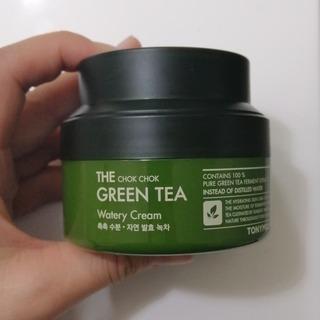 The Chok Chok Green Tea Watery Cream by TONYMOLY #8