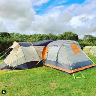 Tältförlängning för att passa OLPRO Wichenford och Martley Tents