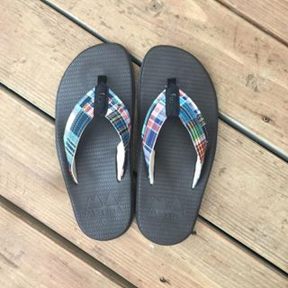 7a8929d2f For all the #plaid lovers out there. Find your island. #islandslipper #