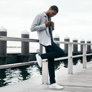 Did you know? Kinetic Pants can easily outperform your everyday sweats, with wrinkle resistant, moisture wicking fabric and resilient stretch. Working from home doesn't mean you can't look sharp and feel comfortable, too. . . . . #Kinetic #sweatpantcomfort...
