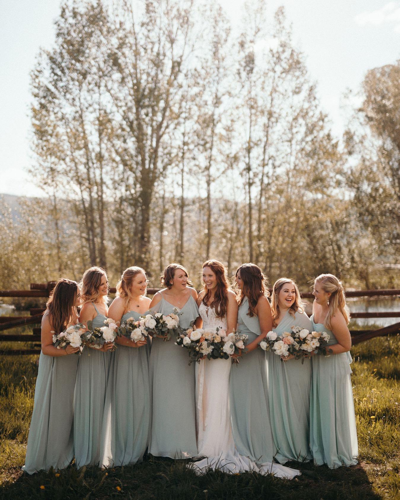 Image taken by morganashleycox of Christina Convertible Dress - Sage