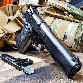 M1911 80% Frame:  45ACP