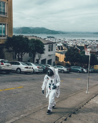 We were inspired by NASA's Phase Change Materials used in space suits to regulate body temperature. We use the same materials in our Apollo Shirt, so you too can stay comfortable in any environment.