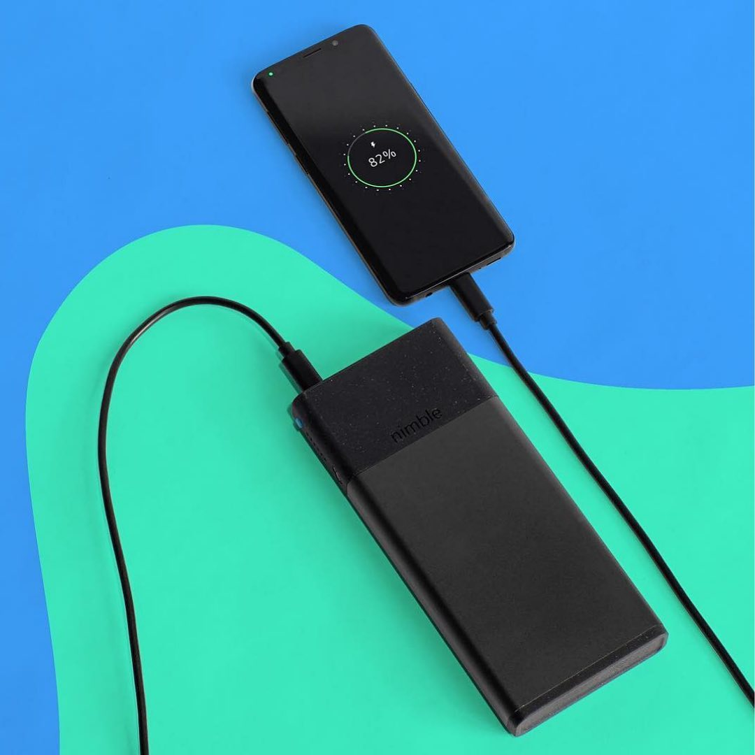 Shop Portable Battery Chargers and Power Banks   Nimble